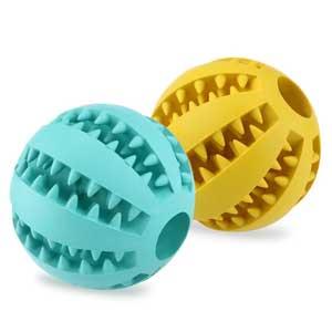 Squeaker Squeeze Pet Ball de UEETEK