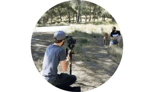 colaboradores de adiestrador de perros